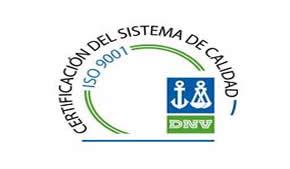 Empresa y Fabricación Certificadas