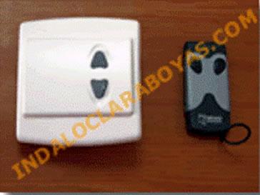 claraboya con apertura con mando a distancia
